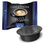 100 Capsule Caffè Borbone Don Carlo Miscela Blu compatibile Lavazza a Modo Mio