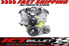 LS1 Camaro Alternator Only Bracket Low Mount LSX Electric Water Pump LS Billet