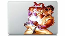Ryu Hadouken Street Fighter Air/Pro13 Vinyl Sticker Skin Decal Cover MacBook