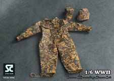 Soldier Country 1:6 scale WWII German SS Camouflage Siamese Suit SC-1004