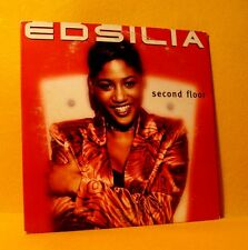 Cardsleeve single CD Edsilia Second Floor 2 TR 1998 Swingbeat, Europop