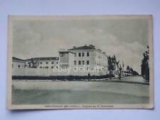 CERVIGNANO Udine Friuli Caserme del 5° Autocentro vecchia cartolina
