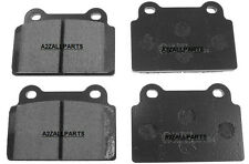 FOR MITSUBISHI LANCER EVOLUTION 2.0 07 08 09 REAR BACK BRAKE PADS SET CZ4A 18""