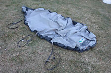 Laser Sailboat Top Cover COLIE Sails Deck Hull Cover Sail Boat