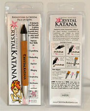 Crystal Katana Tool by Crystal Ninja Rhinestone Applicator Brand New