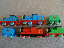 GOLDEN BEAR MY FIRST THOMAS trains et CARRIAGES numéros 1 - 6