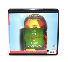 BOOK/AUDIOBOOK CD Age 12+ Jaclyn Moriarty Fiction THE MURDER OF BINDY MACKENZIE