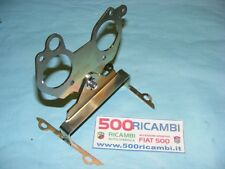 FIAT 500 F/L/R 126 STAFFA CARTER SUPPORTO CARBURATORE ALFA WEBER 40 E DELL'ORTO