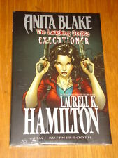 ANITA BLAKE LAUGHING CORPSE BOOK 3 EXECUTIONER VAMPIRE HUNTER HB 9780785136347