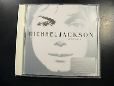 Michael Jackson INVINCIBLE European Import 16-trk CD Album