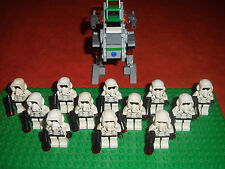 Lego Star Wars 12 imperial scouttrooper Scout Trooper figuras colección paquete