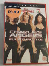Charlie's Angels: Full Throttle Starring  Drew Barrymore, Lucy Liu, Cameron Diaz