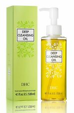 DHC Deep Cleansing Oil Medium 4.1 fl.oz., includes 4 free samples