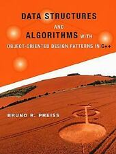 Data Structures and Algorithms with Object-Oriented Design Patterns in C++ by...
