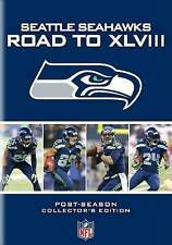 NFL Seattle Seahawks Road to Super Bowl 48 XLVIII DVD 2014 3-Disc Set Beast Mode