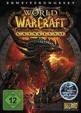 WoW - World of WarCraft - Cataclysm (PC) *** NEU & OVP ***