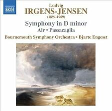 Irgens-Jensen: Symphony in D minor; Air; Passacaglia