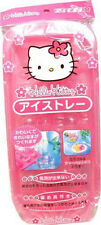 Sanrio Hello Kitty Shape Plastic Ice Cube Maker Tray