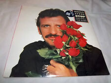 RINGO STARR (BEATLES)-STOP & SMELL THE ROSES NEW SEALED NO CUT OUT vinyl LP