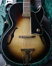 2006 Gibson ES-165 Herb Ellis Memphis Custom Flamed Maple Body Jazzbox! ES-175
