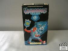 Visionaries - V. 3 - Horn of Unicorn, Claw of Dragon (VHS, 1988) Animated