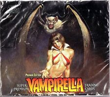 1995 Visions of Vampirella Super Premium sealed box Premeir Edition by Topps