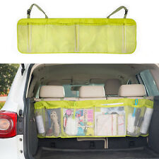 Car Rear Trunk Multifunctional Foldable Cargo Organizer Sundries Storage Bag New