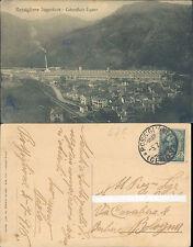 ROSSIGLIONE SUPERIORE,COTONIFICO LIGURE,VIAGGIATA 1916 -F.P.LIGURIA(GE)44059