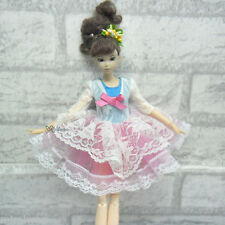 Blythe Momoko Pullip Obitsu DAL 1/6 Bjd Doll Fashion Outfit European Lace Dress
