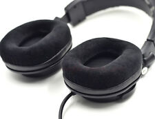 Velour velvet ear pad cushion for Audio technica ATH-T200 T300 T400 T500 HEADSET