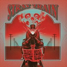 STRAY TRAIN - JUST 'CAUSE YOU GOT THE MONKEY OFF YOUR BACK   VINYL LP NEU
