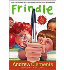 Frindle by Andrew Clements Paperback
