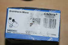 GROHE 34023000 34023 GROHTHERM MICRO UNTERTISCHTHERMOSTAT THERMOSTAT NEU
