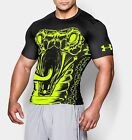 NEW UNDER ARMOUR ALTER EGO BEAST VIPER SNAKE COMPRESSION SHIRT FOR MEN 1254140
