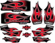yamaha banshee full graphics kit 2006 ...