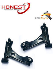 VAUXHALL CORSA D 2006  FRONT LOWER SUSPENSION WISHBONE ARMS X2 COMPLETE & NEW