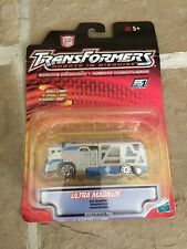 Transformers RID Ultra Magnus Car Transport! Brand New! RARE!