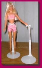 "KAISER #2301 White Doll Stand for Modern 10"" SKIPPER Bratz"