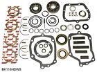 Muncie 4 Speed Transmission Rebuild Kit - Max Load Bearings BK116HDWS +