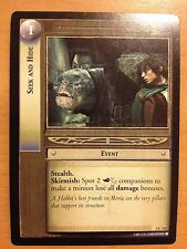 Lord of the Rings CCG Realms Elf-Lords 3C112 Seek and Hide X2 LOTR TCG