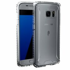 Affinity Premium Thin&Corner Protection Bumper Case for Galaxy S7 Clear