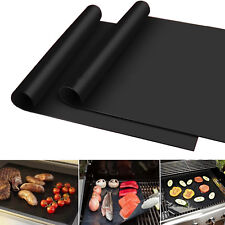 Reuseable Oven & Pan Liner Baking Non-Stick Cooking Grill Mat Sheet 60x40cm US