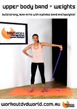 Toning EXERCISE DVD - Barlates Body Blitz - UPPER BODY BAND & WEIGHTS WORKOUT!