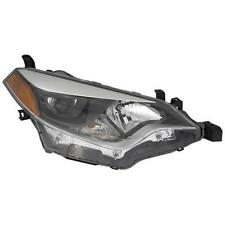 Fits TOYOTA COROLLA 2014-2015 Headlight Left Side 81150-02E60 Car Lamp Auto