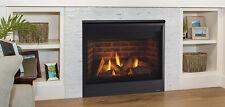 """Majestic Quartz 36"""" Direct Vent Gas Fireplace QUARTZ36 Builders Package Deal"""