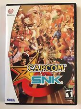 Capcom vs SNK - Sega Dreamcast - Replacement Case - No Game