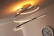 LED Design Ceiling flush light 1 x 22 Watt 1.600 Lumen modern lighting New 91324
