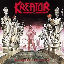 Terrible Certainty [Bonus Tracks] by Kreator (CD, May-2002, Noise (USA))