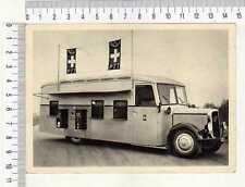 10493) SUISSE 25.4.1937 PC Bureau de Poste Automobile Y&T A22