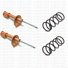 For Subaru Forester Kayaba Rear Shock Absobers + Coilover Springs Ultra SR SET